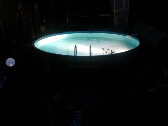 65 Jetzt habe ich auch nen hellen Pool im dunklen.