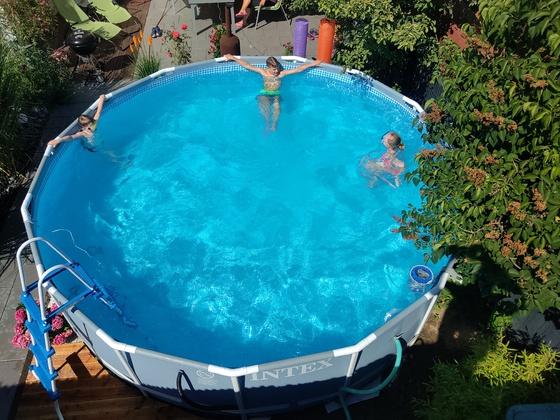 Marc´s Pool 2021