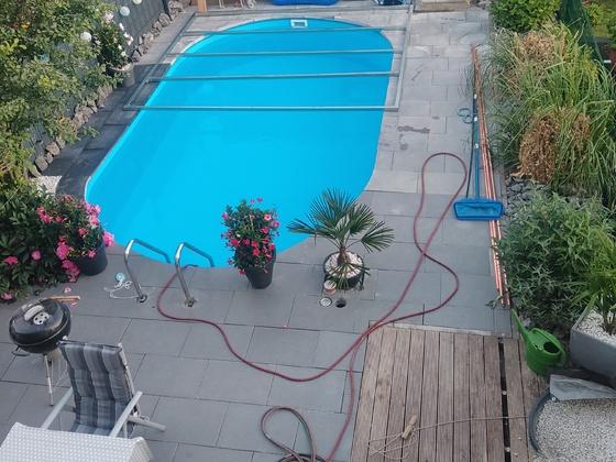 Marc's Pool 2021