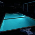 Test LED Beleuchtung