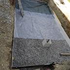 Bodenplatte vorarbeit