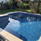 Unser Glasmosaik-Pool